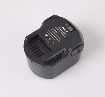 Batería para AEG B, B1414, BSB, BSS, Würth 1300 mAh: Amazon ...