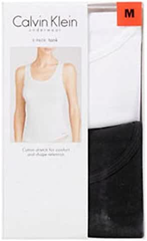 Calvin Klein 2 Pack Tank Tops for Women