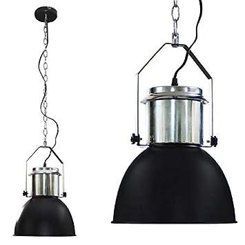Druline Industriedesign Lampe Edelstahl Hangelampe Lampe Deckenlampe