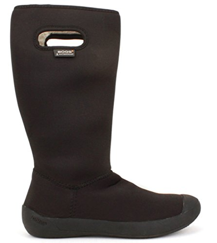Bogs Women's Summit Waterproof Insulated Boot, Black by Bogs