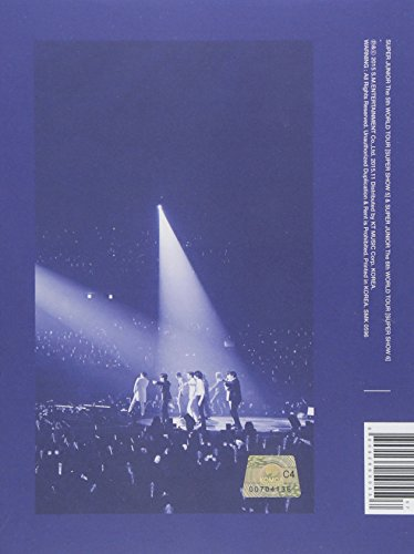 Super Junior Super Show 7 Japan Dvd