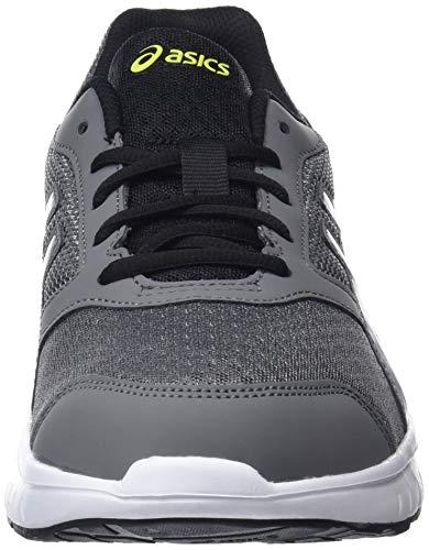 Homme Asics Stormer carbon 2 black Running Multicolore 021 De Chaussures wqTCpXxqRa