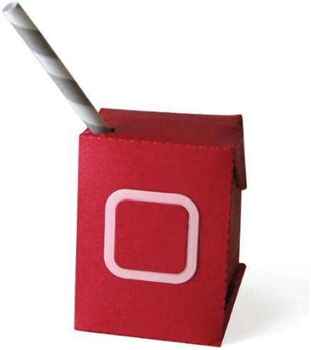 We R Memory Keepers caja de zumo Cookie Cutter – Set de troqueles: Amazon.es: Juguetes y juegos