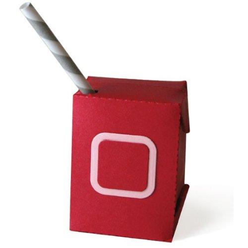 QUICKUTZ Lifestyle Crafts Juice Box Cookie Cutter Die