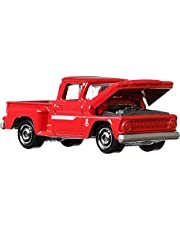 Match Box 1:64 Scale Die cast Toy Car with Moving Parts, 3 Years Old & Up FWD28, Multicolour