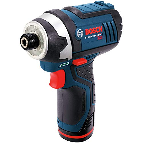 Bosch PS41-2A-RT 12V Max Cordless Lithium-Ion Impact Driver Kit Renewed