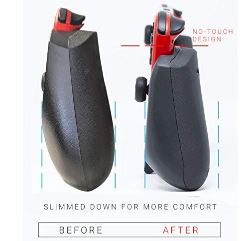 Satisfye - ZenGrip Pro, a Switch Grip Compatible with Nintendo Switch - Comfortable & Ergonomic Grip, Joy Con & Switch… 8