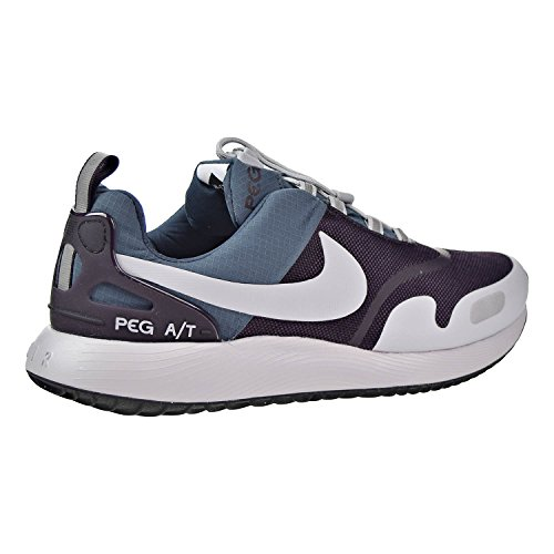 "Nike Air Pegasus A/T ""Blue Fox"" Winter (2017 New Style), Scarpe da Corsa Uomo Blue Fox/Wolf Grey-Port Wine"
