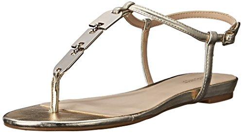 Nine West Nwopera3, Women's Sandals Light Gold