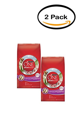 PACK OF 2 - Purina ONE SmartBlend SmartBlend Healthy Puppy F