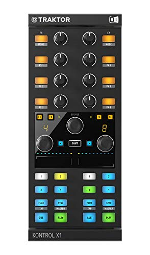 Native Instruments Traktor Kontrol X1 MkII DJ Controller from Native Instruments