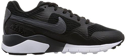 Nike Womens Air Pegasus 92/16 Kjører Sneaker 845012 Svart / Mørk Grå-hvit
