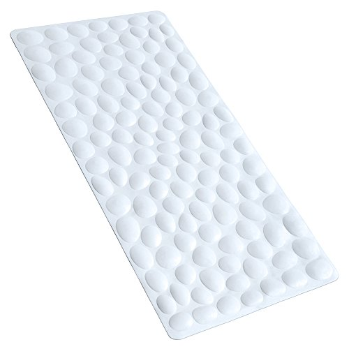 - OTHWAY Non-slip Soft Rubber Bathtub Mat Bathroom Bathmat with Strong Suction Cups