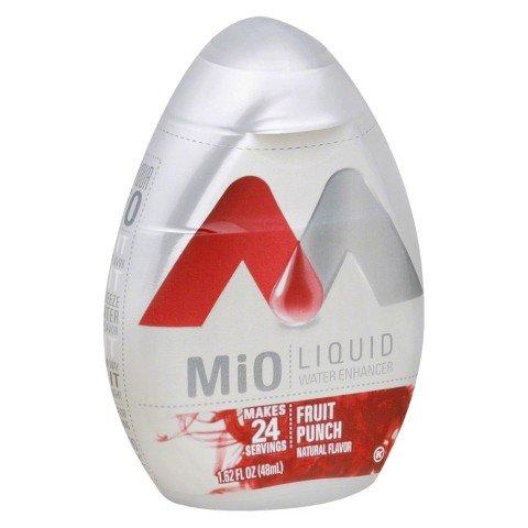 UPC 695140036943, Mio Liquid Water Enhancer Fruit Punch 1.62 Fl Oz.