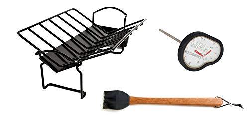 charcoal companion turkey roaster - 4