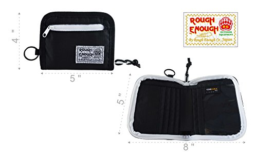 Scatola Con Nylon Rough Re8348 In Camo Morbido Sportivo 12 Black Cordura Carta 5x10x2cm Regalo Enough Portafoglio rxHqYwH80