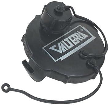 Valterra Sewer Waste Dump Valve Cap for RV Trailer Camper Gray Grey Water Tank