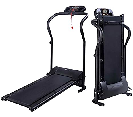 Blitzzauber24 Cinta de correr plegable máquina ejercicio fitness ...