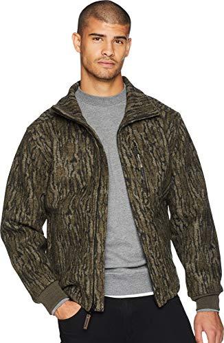 Filson Men's Mackinaw Wool Field Jacket Bottomland - Mackinaw Cruiser Wool Jacket