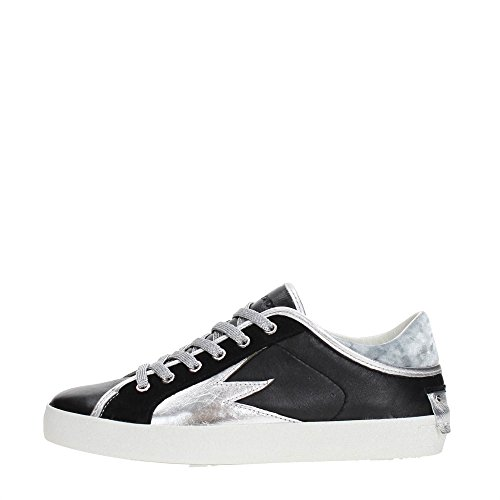 Crime 25311KS1 Mujer 25311KS1 Sneakers Crime Black ZPq8wZxR