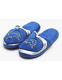 NFL Football 2015 Womens Glitter Slide Slippers Shoe - Pick Team
