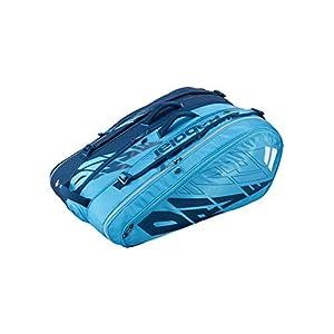 תיק טניס גדול מבודד תרמי מקצועי המתאים לכמות גדולה של ציוד טניס