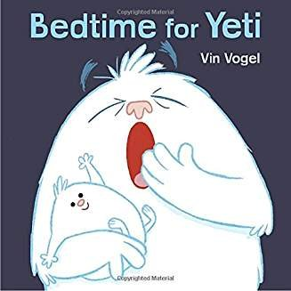 Bedtime for Yeti with Read Along CD