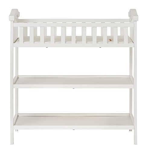 Dream On Me Jessica Changing Table, White by Dream On Me