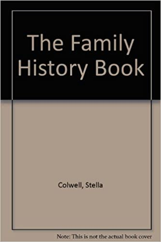 the family history book amazon co uk stella colwell books