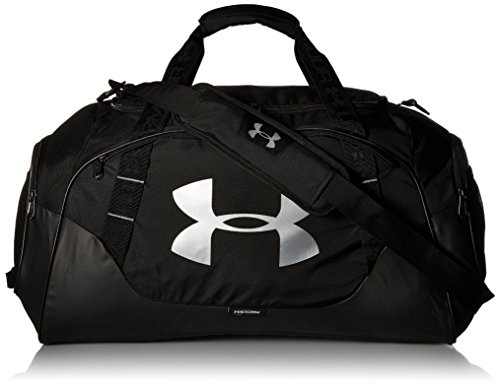 Under Armour Undeniable 3.0 Medium Duffel Bag - Black, One Size