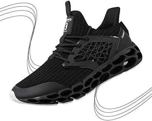 Meet World Zapatillas Deporte Hombres Running Zapatos Hombre Deportivos Casuales Zapatillas Running Hombre Auriculares Correr En Asfalto Calzado Deportivo Hombre,Gris,US8/UK7.5/EU41.5: Amazon.es: Hogar