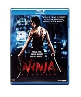 Ninja Assassin [Blu-ray]: 5050582802962: Amazon.com: Books