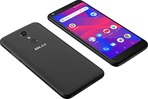 BLU Studio View - 5.5'' HD Unlocked Smartphone -16GB+1GB RAM- Black by BLU (Image #5)