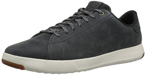 Men's Gray Cole Pinstripe Haan Nubuck Ivory Sneakers GrandPro Tennis Milled 5AgwqA