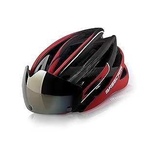 Basecamp Cascos Ciclismo con Visera Protectora removible