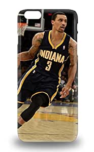 Protection 3D PC Case For Iphone 6 Plus 3D PC Case Cover For Iphone NBA Indiana Pacers George Hill #3 ( Custom Picture iPhone 6, iPhone 6 PLUS, iPhone 5, iPhone 5S, iPhone 5C, iPhone 4, iPhone 4S,Galaxy S6,Galaxy S5,Galaxy S4,Galaxy S3,Note 3,iPad Mini-Mini 2,iPad Air )
