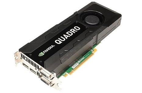 HP Nvidia Quadro K5000 4 GB GFX Tarjetas gráficas, C2J95AA ...
