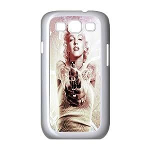 FOR Samsung Galaxy S3 -(DXJ PHONE CASE)-Marilyn Monroe Pattern-PATTERN 12