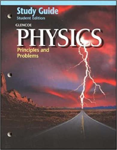 Amazon.com: Physics: Principles and Problems [Study Guide ...
