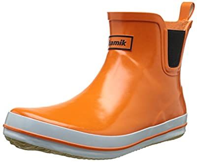 Kamik Women's Sharon Ankle-High Rain Boot