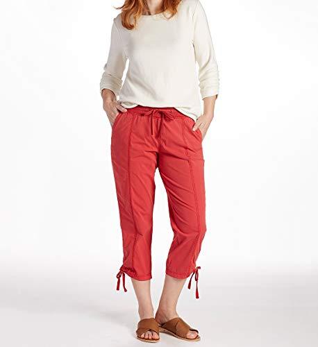 Jag Jeans Women's Kensie Crop, Parrot Tulip, 8