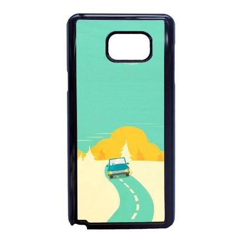 samsung-galaxy-note-5-casecartoon-car-on-the-highway-pattern-durable-hard-plastic-scratch-proof-prot