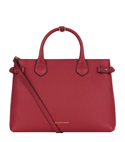 Burberry Red Handbag - 4
