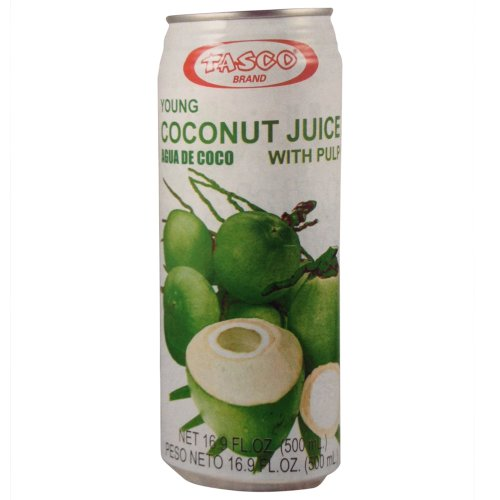 tasco coconut juice - 1