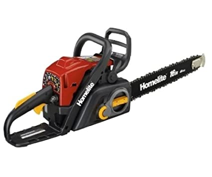 Amazon factory reconditioned homelite zr10560 16 inch 38cc 2 factory reconditioned homelite zr10560 16 inch 38cc 2 stroke gas powered chain saw with greentooth Images