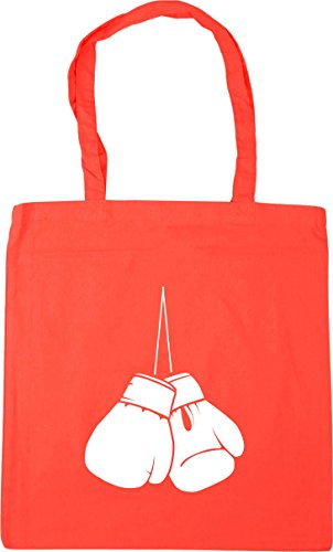 Shopping x38cm Gym litres Beach Boxing Tote 10 gloves Bag HippoWarehouse Coral 42cm StHqS