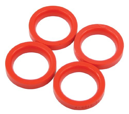 Seal Beam Type - EMPI 16-5138 Urethane Axle Beam Tube Seals, Type 1 VW BUG, BAJA, SAND RAIL