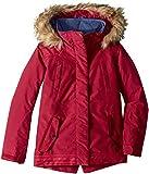Roxy Little Tribe Girl Snow Jacket, Beet red, 14/XL