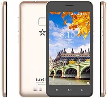 Ibrit Vault Dual SIM,16 GB,2GB RAM,4G LTE,Gold: Amazon com