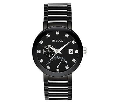 Bulova Men's Diamond Accent Watch